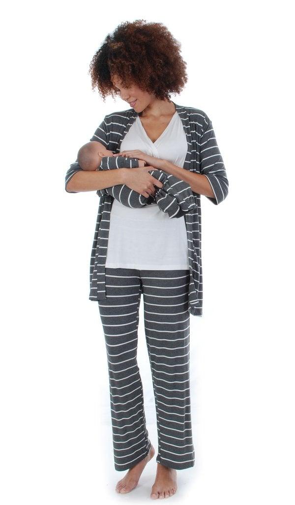 Everyly Gray Roxanne Pajama Set
