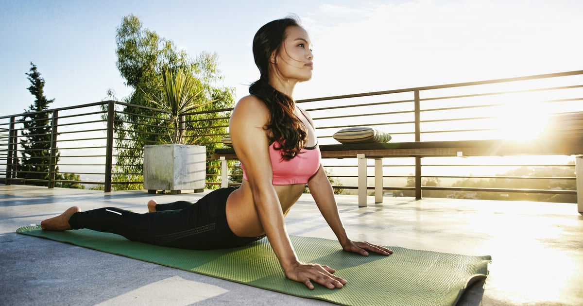 When My Period Cramps Just Won't Quit, I Turn to These 4 Home Workouts