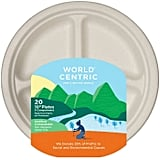 World Centric Disposable Plates