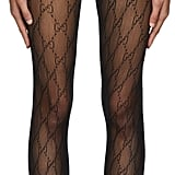 Gucci Black GG Tights