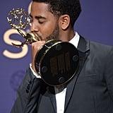 Watch Jharrel Jerome's Emmys 2019 Acceptance Speech Video