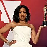 Regina King 2019 Oscars Acceptance Speech