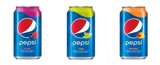 New Fruity Pepsi Flavors April 2019