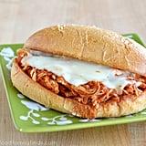 Chicken Parmesan Sandwich