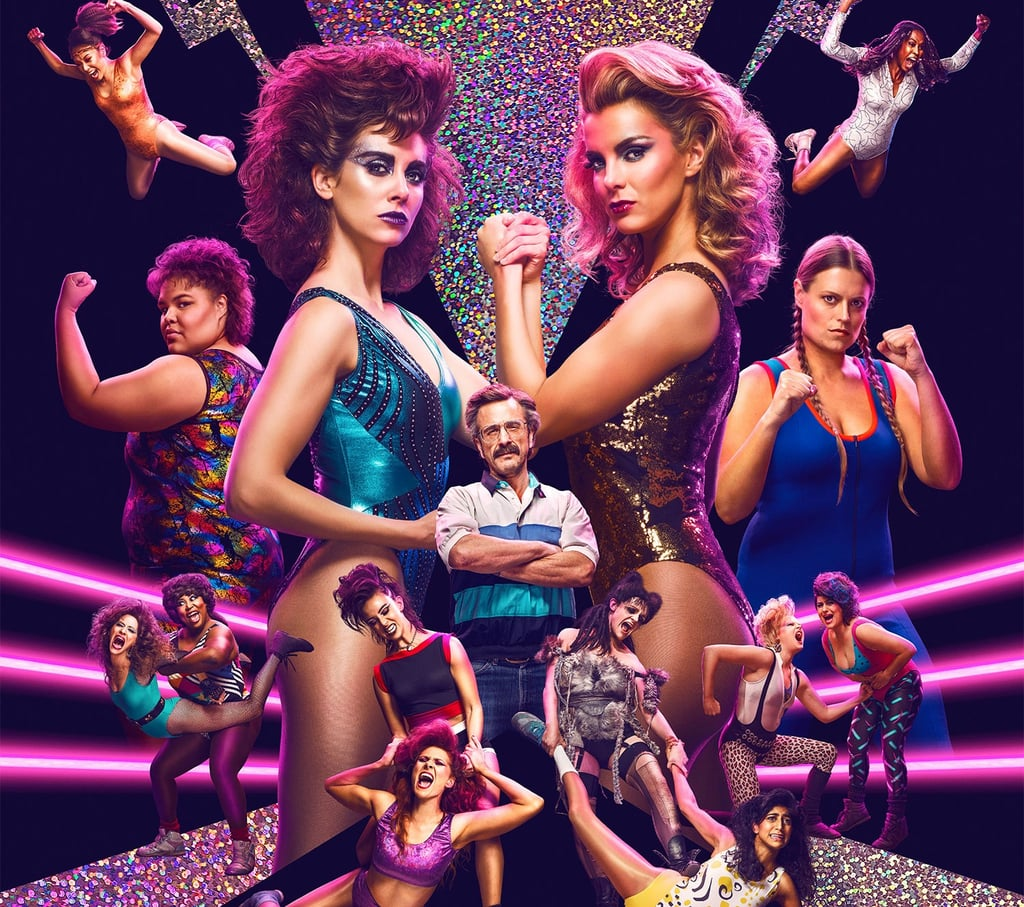 GLOW: Meet the Tough-as-Nails Cast of Your New Netflix Obsession