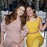 Katelyn Ohashi and Aija Mayrock Quotes on Self-Love