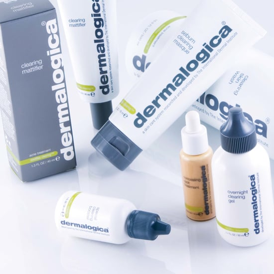 Prevent and cure adult acne with Dermalogica MediBac Clearing range, review from BellaSugar UK