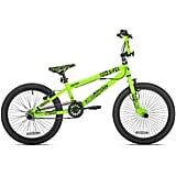 """Kent 20"""" Thruster Chaos Neon BMX Bike"""