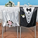 Bride and Groom Seat Covers