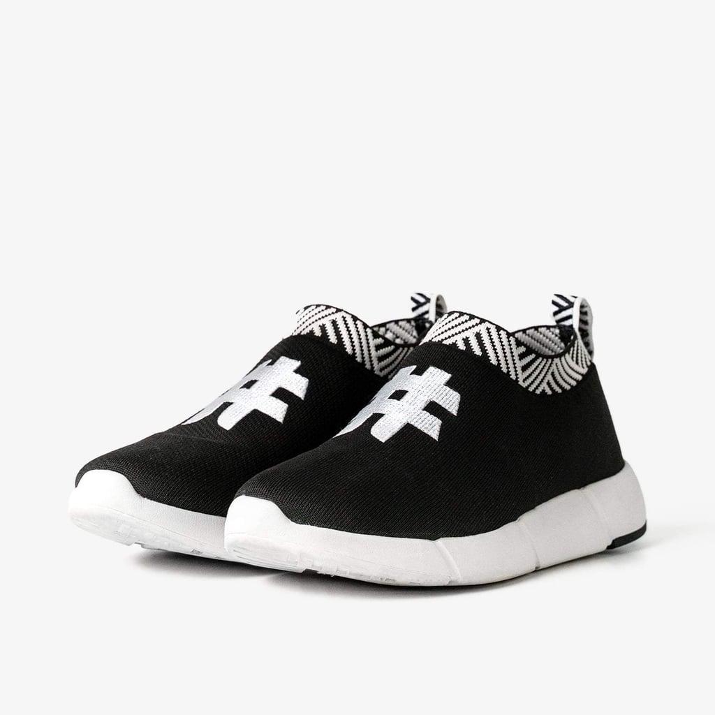 Women's Rens Original Coffee Sneakers - Rebel Black