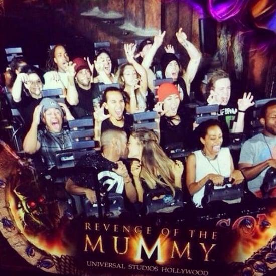 Ariana Grande Kissing Big Sean | Pictures