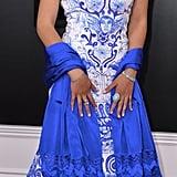 Angela Aguilar at Grammy Awards