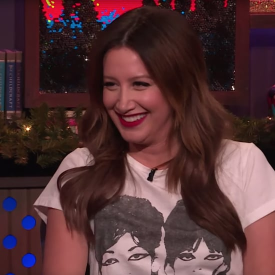 Ashley Tisdale Plays Marry, Shag, Kill on Andy Cohen | Video