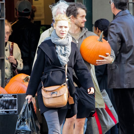 Pregnant Claire Danes With Hugh Dancy in Toronto | Pictures