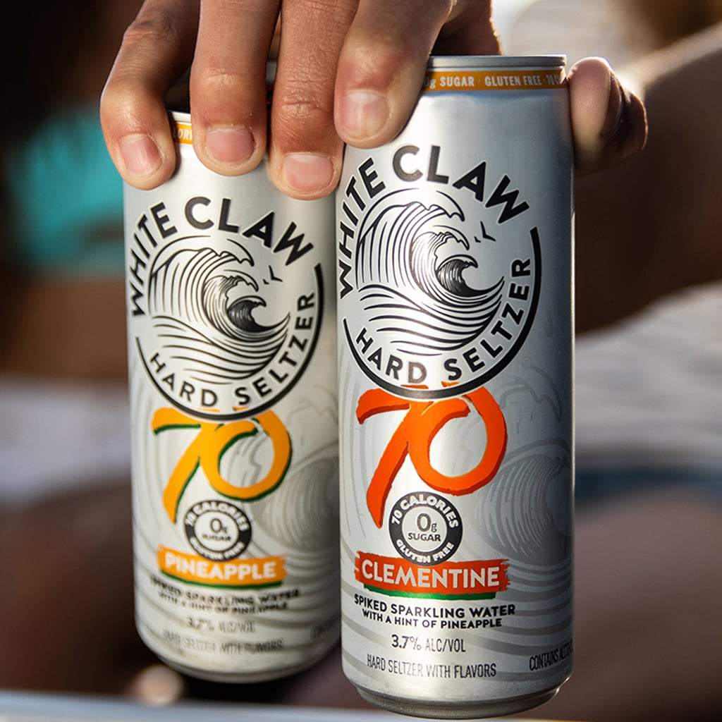 White Claw 70-Calorie Pineapple and Clementine Hard Seltzer