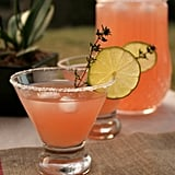 Thyme-Infused Ruby Red Grapefruit Margarita