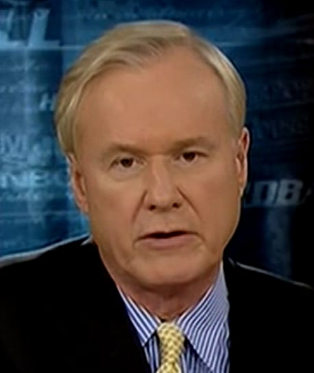 "Chris Matthews Discusses ""White Ethnic"" Vote"
