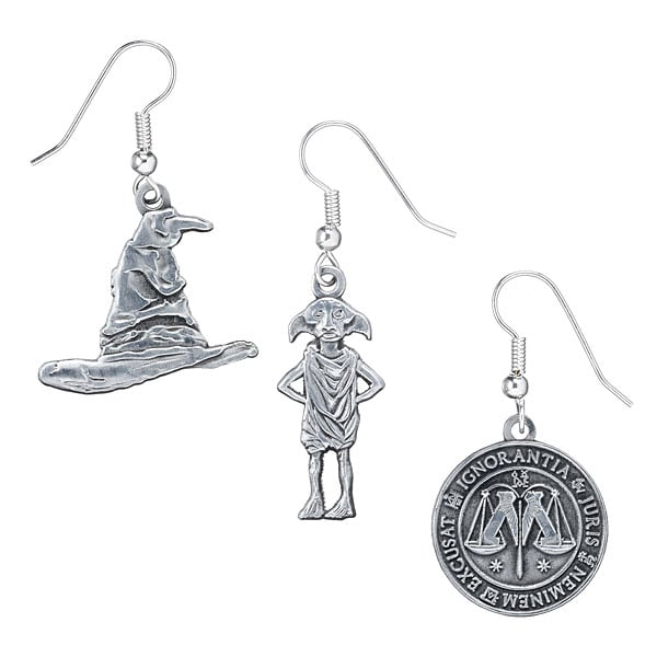 Harry Potter Earrings ($35)