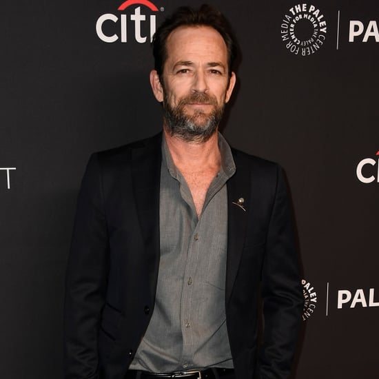 Luke Perry Hospitalized 2019