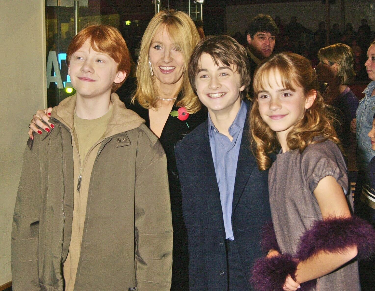 Harry Potter and the Sorcerer's Stone Premiere (2001)