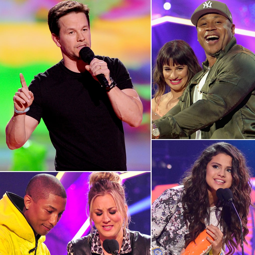 Celebrities at the Kids' Choice Awards 2014 | Pictures