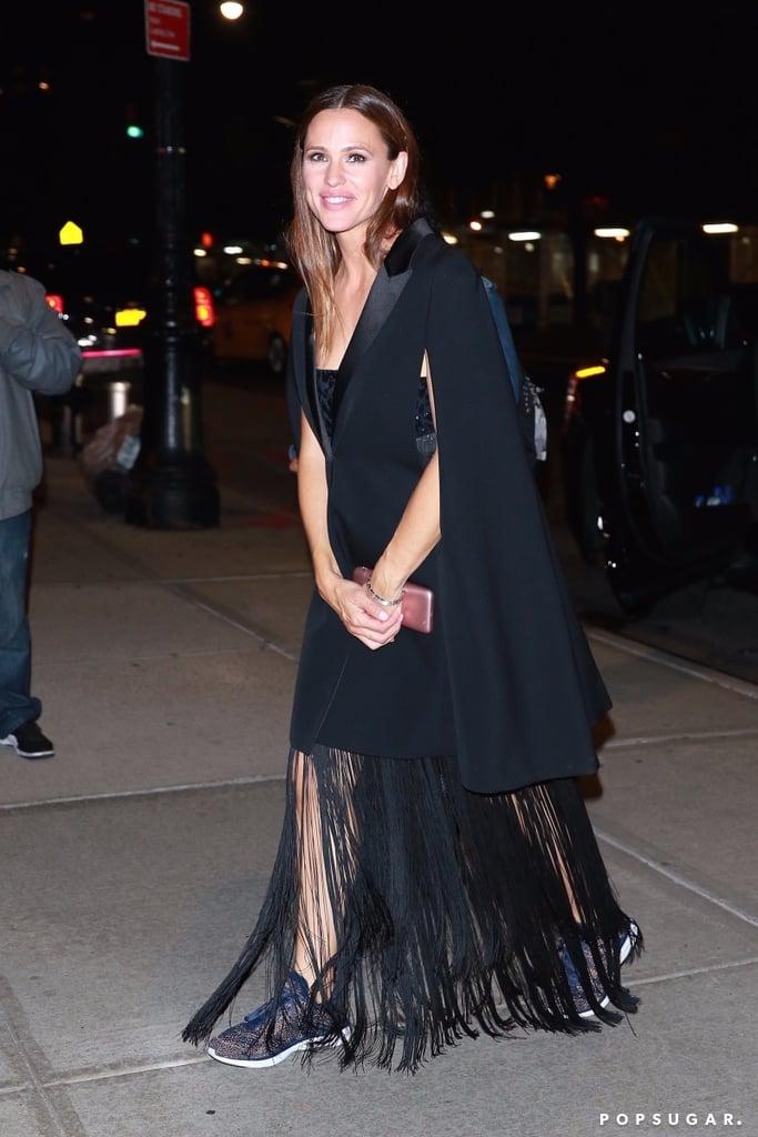 Jennifer Garner Wearing APL Sneakers