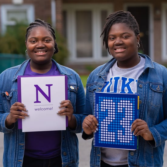 Identical Twin Sisters Graduate as Co-Valedictorians