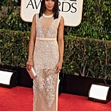 Kerry Washington in Miu Miu in 2013.
