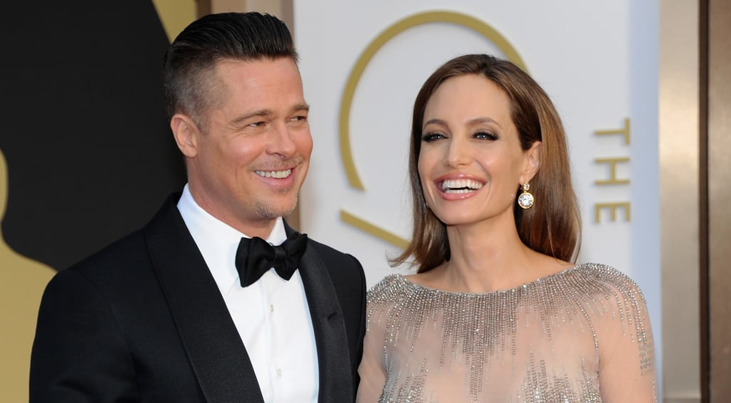 Angelina Jolie And Brad Pitt Married Popsugar Celebrity