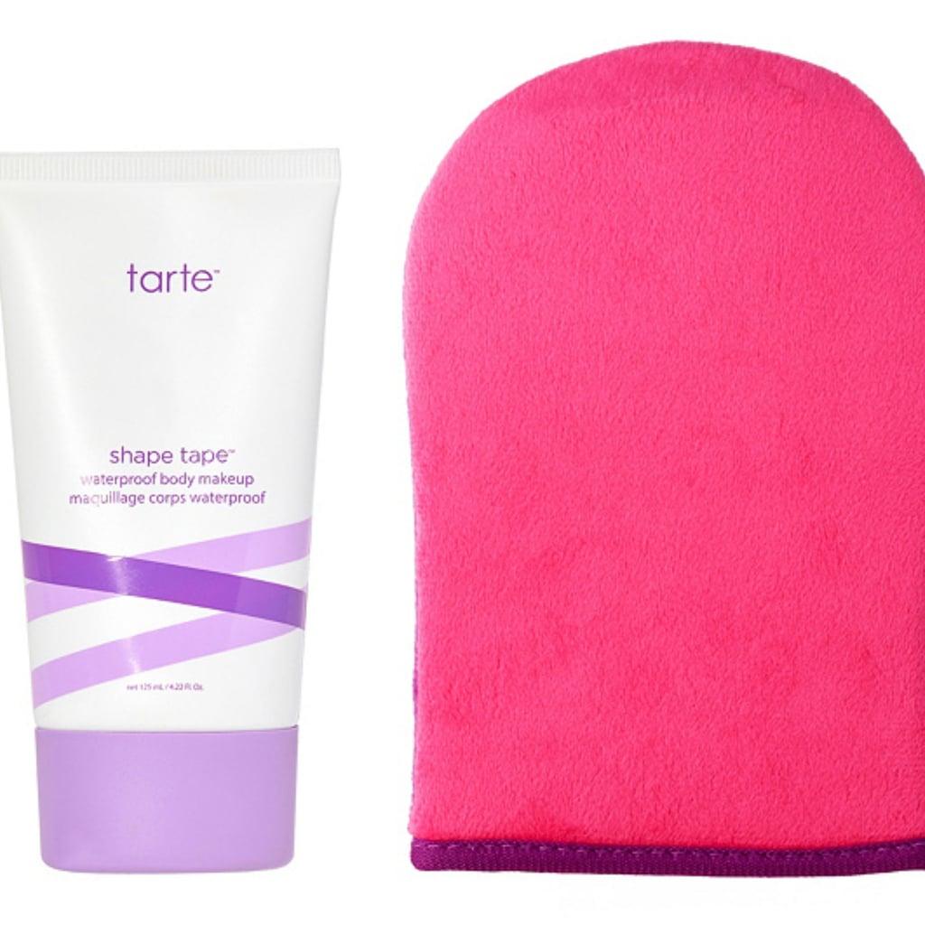Tarte Shape Tape Waterproof Body Makeup Review