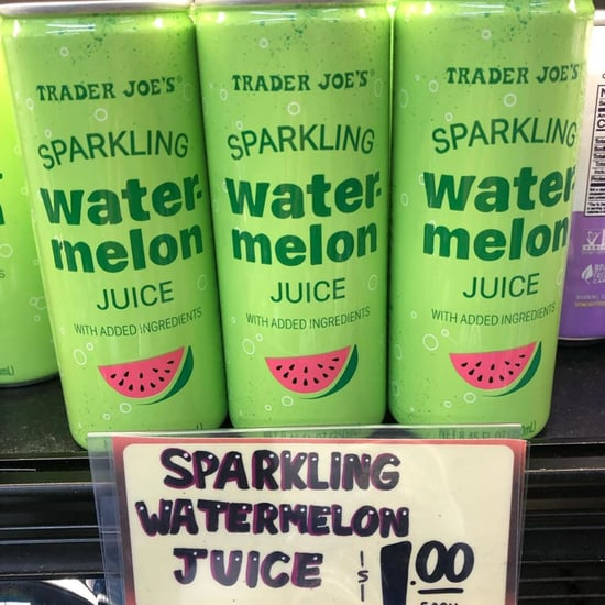 Trader Joe's Sparkling Watermelon Juice