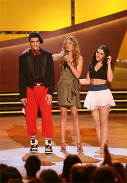 Interview with So You Think You Can Dance Eliminated Dancers Tony Bellissimo and Paris Torres