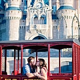 Of Course These 2 Disney-Lovers Shot Their Engagement at the Most Magical Place on Earth