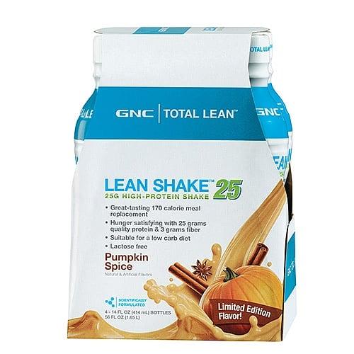 GNC Total Lean Lean Shake 25 Pumpkin Spice