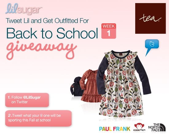 Win a Wardrobe From Tea Collection and LilSugar