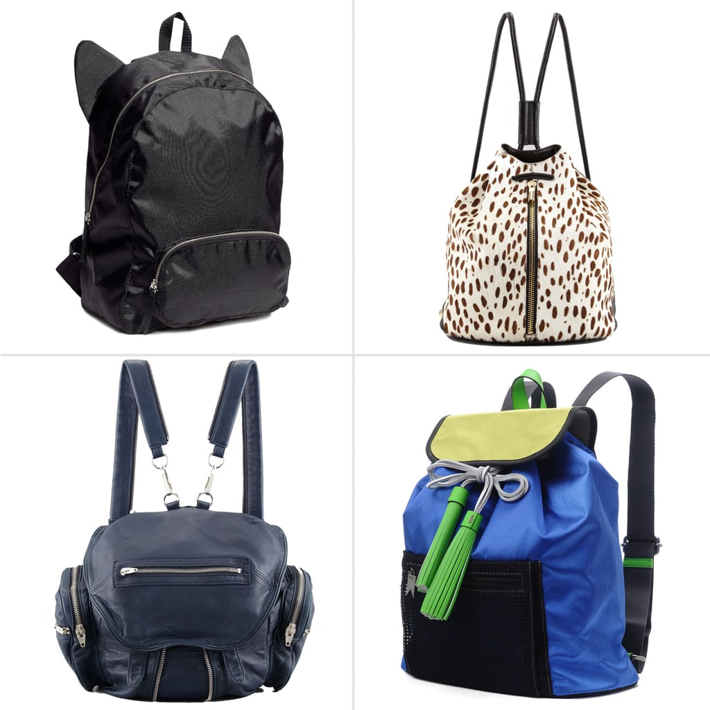 Designer Backpacks | POPSUGAR Fashion