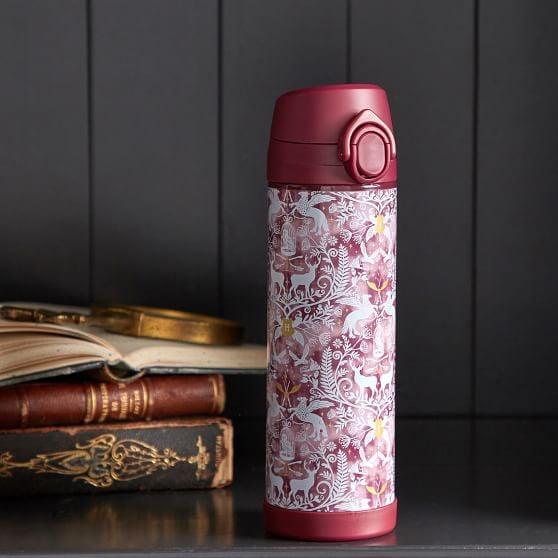 Harry Potter Magical Damask 17 oz. Water Bottle