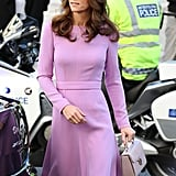 See More Pics of Kate Carrying Her Aspinal of London Bag