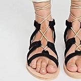 Perth Wrap Sandals