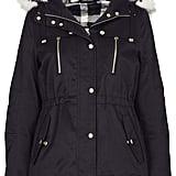 Topshop Short Padded Parka Jacket ($136)