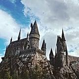 Harry Potter Hogwarts Zoom Background
