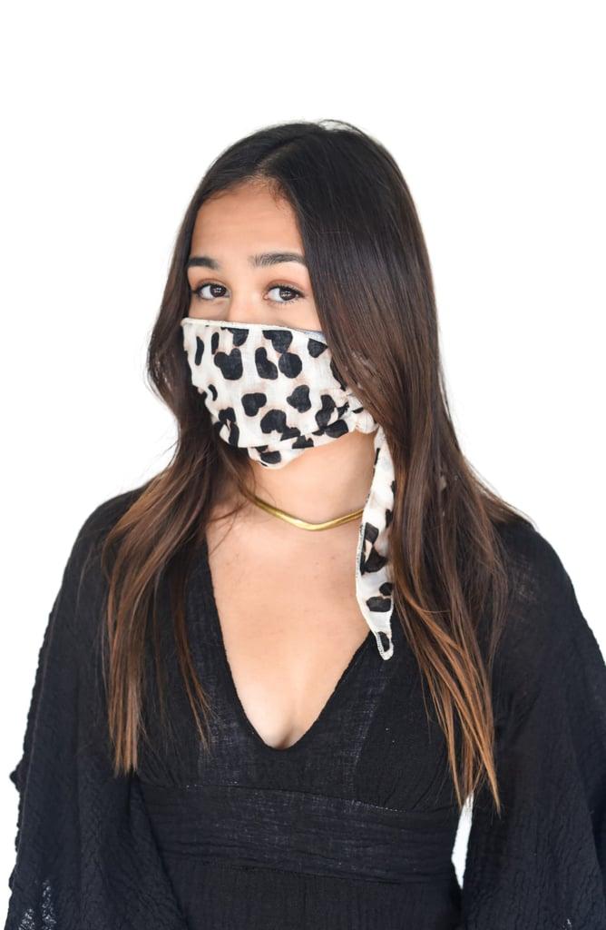 Mali + Lili Adult Four Layer Mask Scarf
