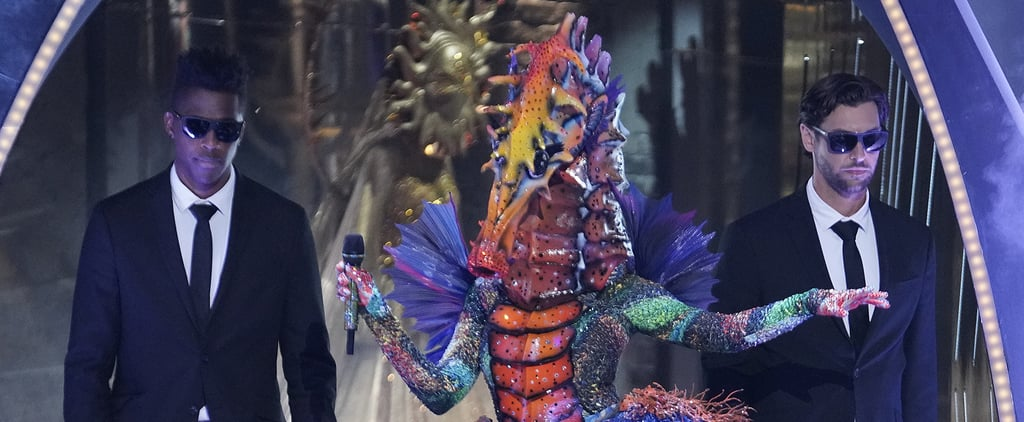 Who Is the Seahorse on The Masked Singer Season 4?