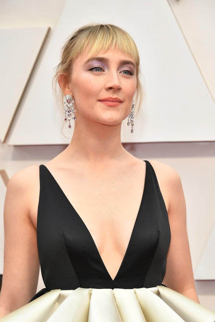 Saoirse Ronan at the Oscars 2020