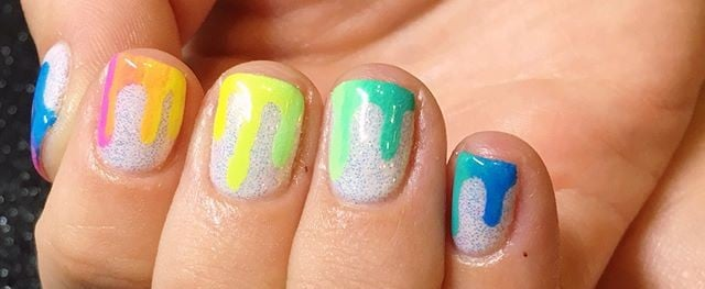 Neon Nail Art Ideas