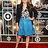Jessica Chastain celebrated the Fall installment of the Shops at Target.