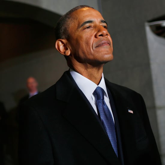 President Obama Back From Vacation in NYC