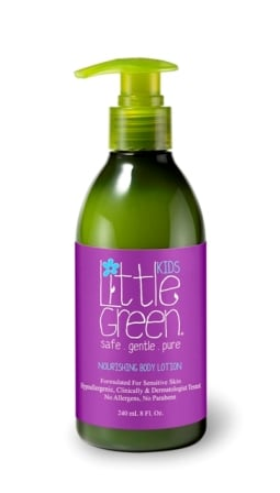 Little Green Kids Nourishing Body Lotion