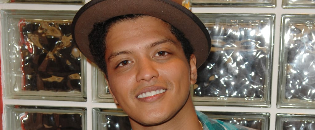 Bruno Mars Through the Years Pictures