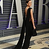 Jessica Alba at the 2019 Vanity Fair Oscar Party